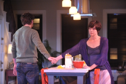 Fifty Words - a play about marriage at the Everyman Theatre in Baltimore.