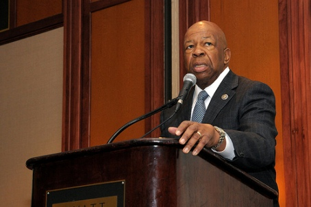 Congressman Elijah Cummings, Democrat of Howard County and Baltimore City.