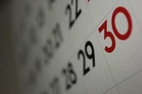 30 days per month?  Could happen under a new calendar model...