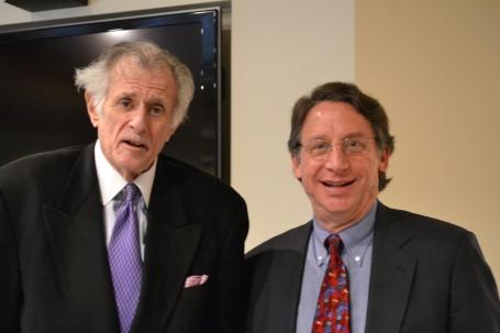 Frank Deford and Tom Hall talks sports.